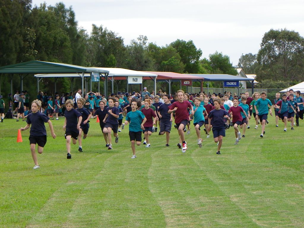 Prep - Year 6 Cross Country