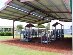 Playground use after school